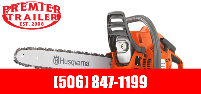 2021 Husqvarna 120 mark II Chainsaw