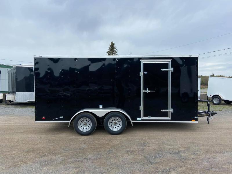 2021 Continental Cargo 7x16 Enclosed Cargo Trailer