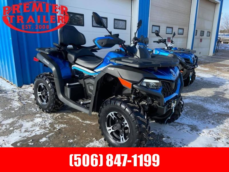 2021 CF MOTO Cforce 600 Touring ATV