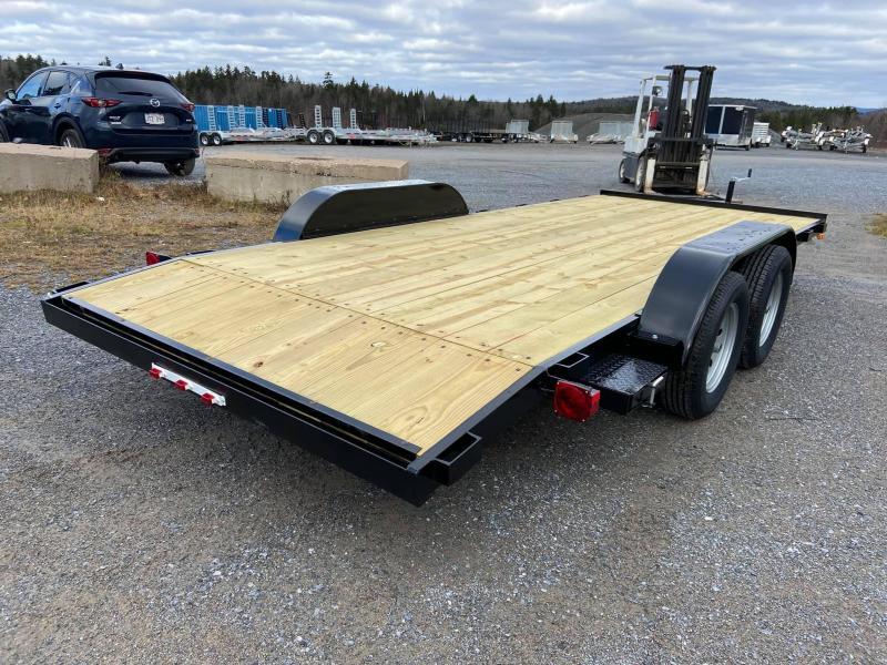 2021 AMO 18 foot car hauler