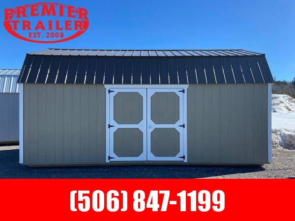 2021 Old Hickory 12x20 Barn