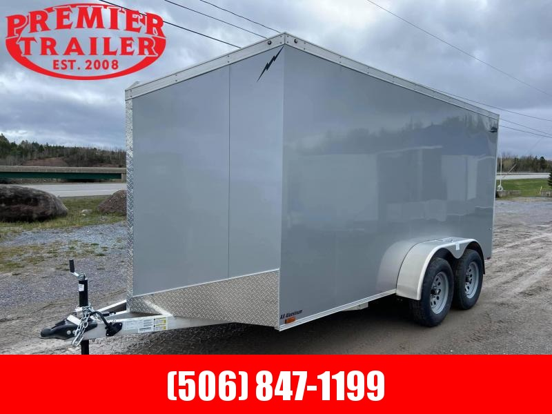 2021 Lightning Trailers 7x14 Enclosed Cargo Trailer