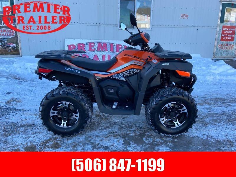 2021 CF MOTO CFORCE ATV