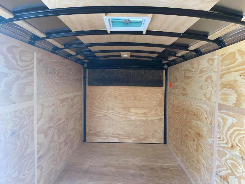 2021 Continental Cargo TailWind Enclosed Cargo Trailer