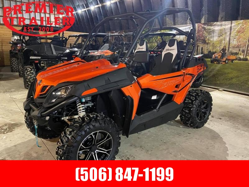 2021 CF Moto ZForce800 HO EPS LX Trail ATV