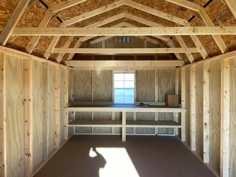 2020 Old Hickory 10x20 Storage Barn