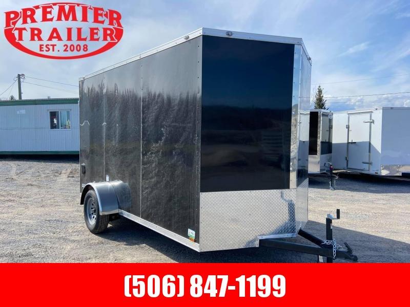 2021 Continental Cargo 6.5x12 Enclosed Cargo Trailer