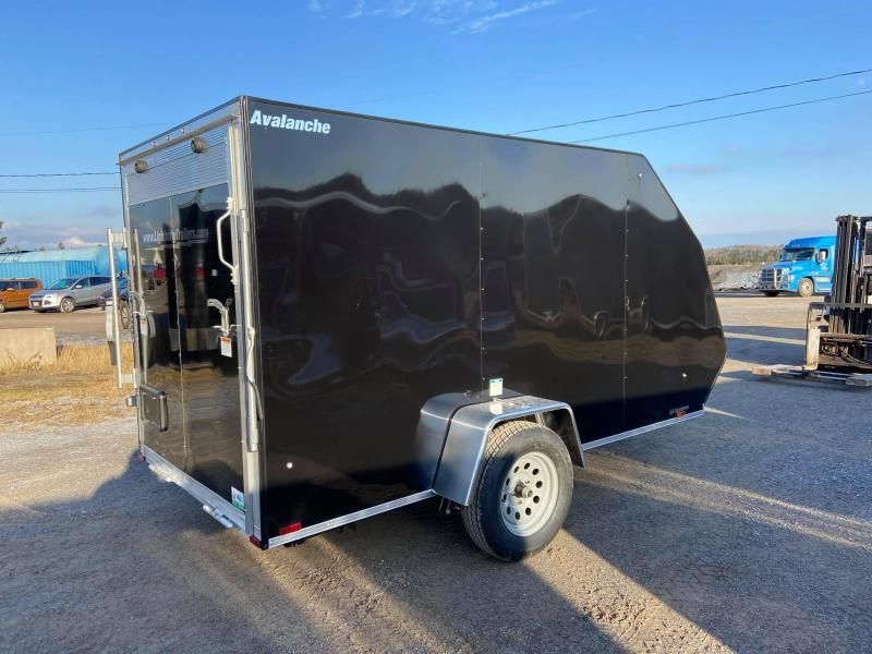 2021 Lightning  single place Snowmobile Trailer