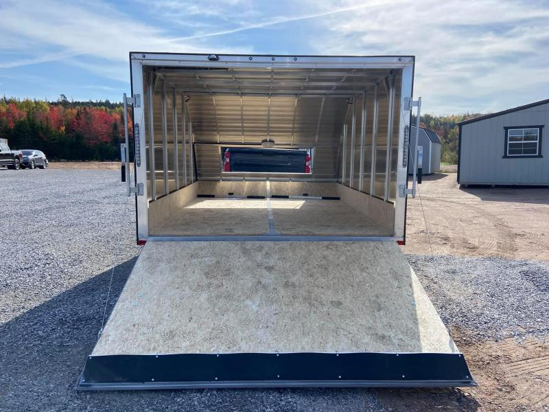 2021 Lightning Trailers Hybrid 2 place Snowmobile