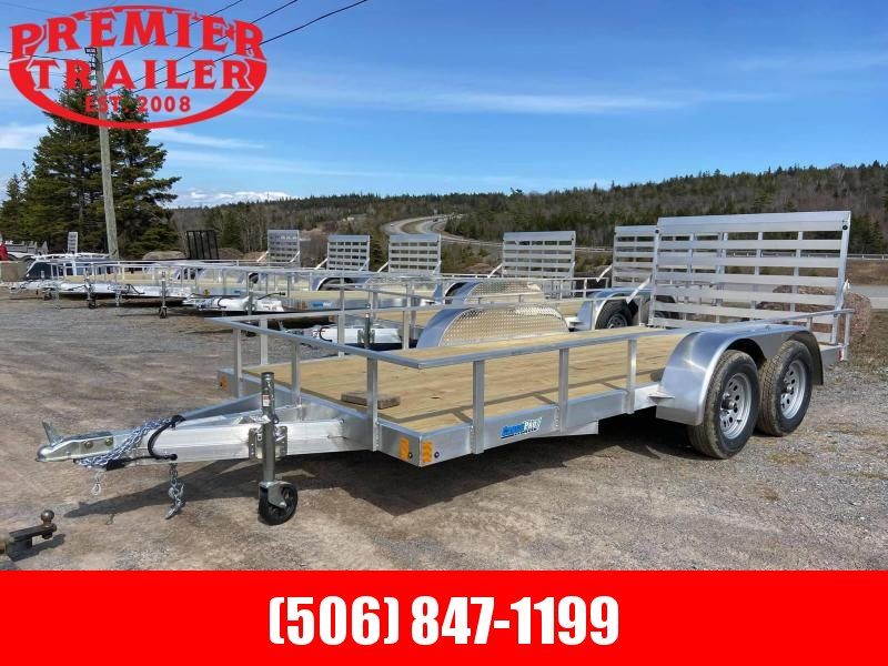 2021 CargoPro Trailers 6.5x16 Utility Trailer