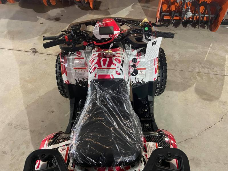 2021 Tao Raptor  youth ATV