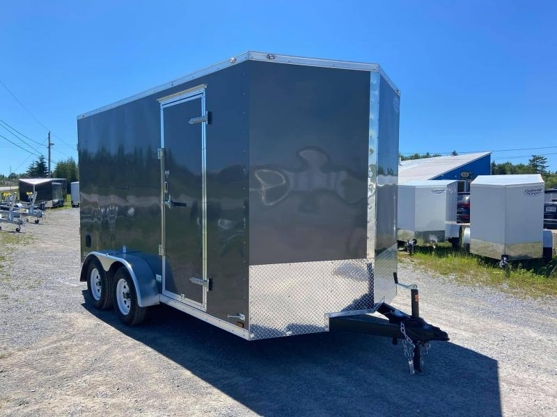 2021 Continental Cargo 7x14 Enclosed Cargo Trailer