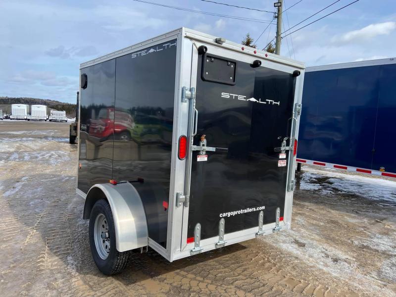 2018 Alcom-Stealth 2018 Stealth C5X8S Enclosed Cargo Trailer