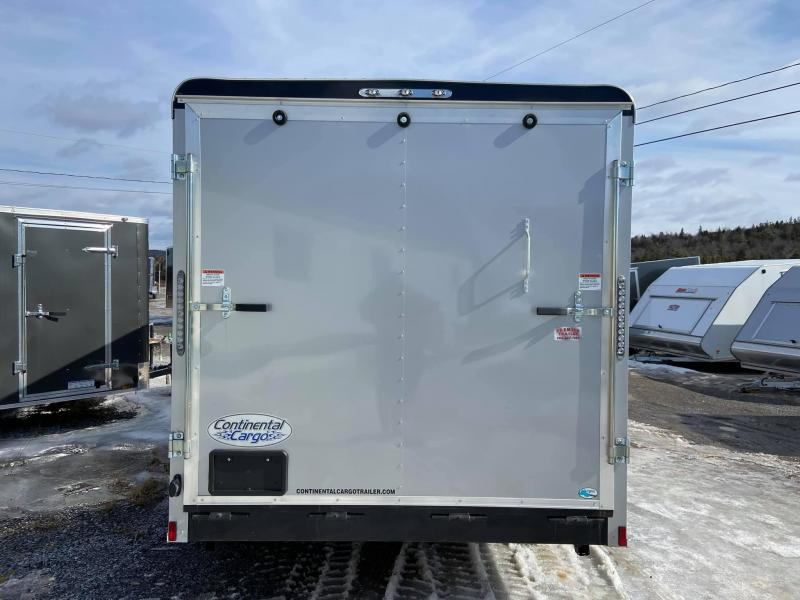 2020 Continental Cargo TW714TA3 Nitro/Outlaw Wedge on Blazer/Tailwind Enclosed Cargo Trailer