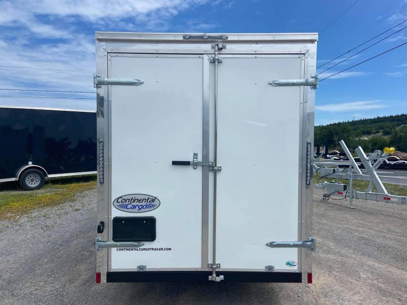 2021 Continental Cargo 6x12 Enclosed Cargo Trailer