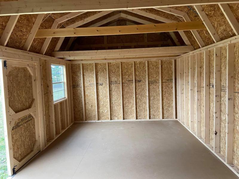 2020 Old Hickory 12x20 Storage Barn