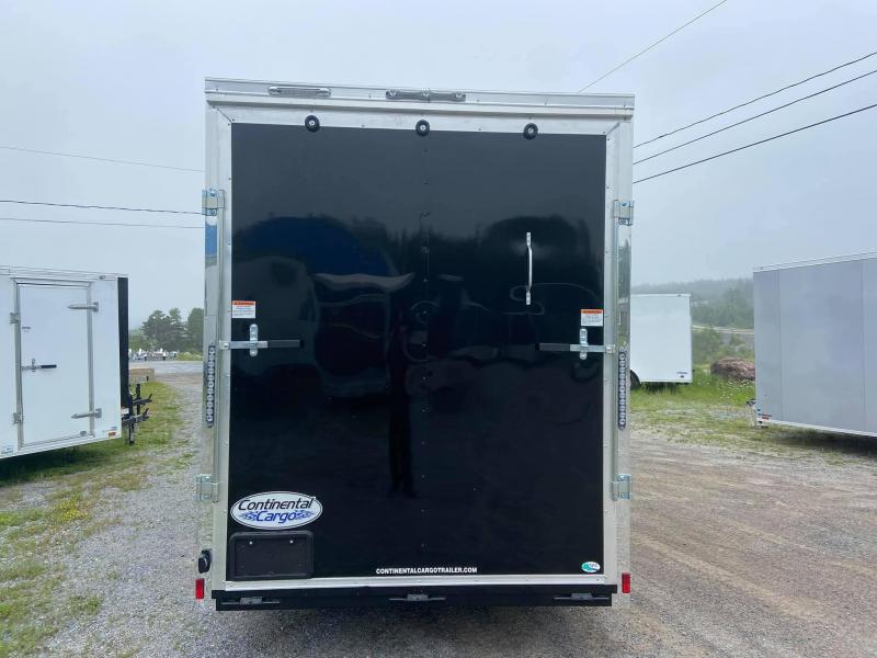 2022 Continental Cargo 6.5x12 Enclosed Cargo Trailer