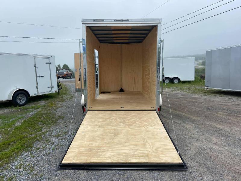 2021 Continental Cargo 6.5x12 SXS Enclosed Cargo Trailer