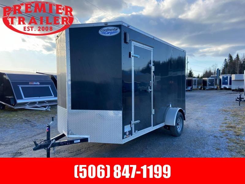 2021 Continental Cargo SXS ATV trailer Enclosed Cargo Trailer