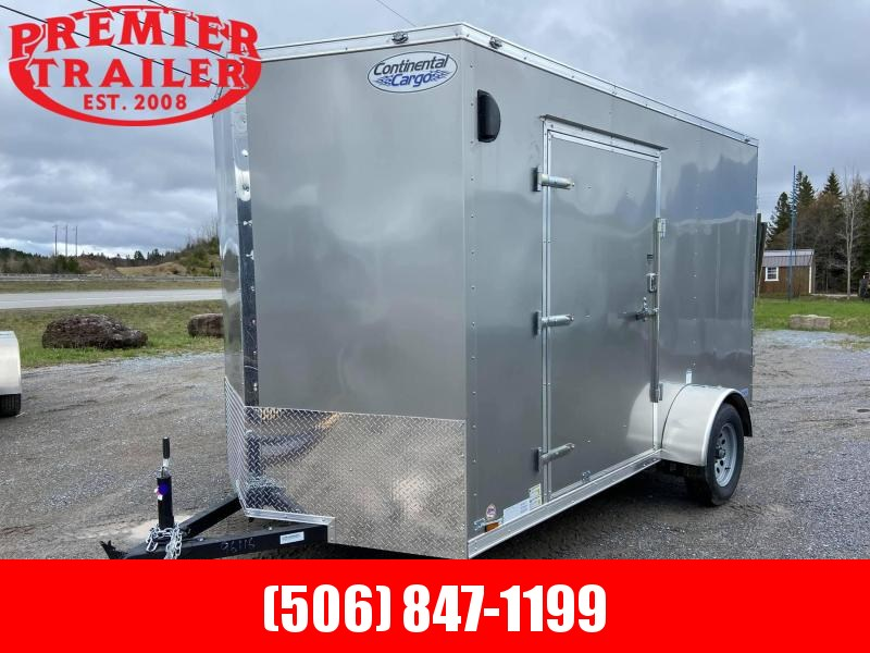 2021 Lightning Trailers 6.5X12 Enclosed Cargo Trailer