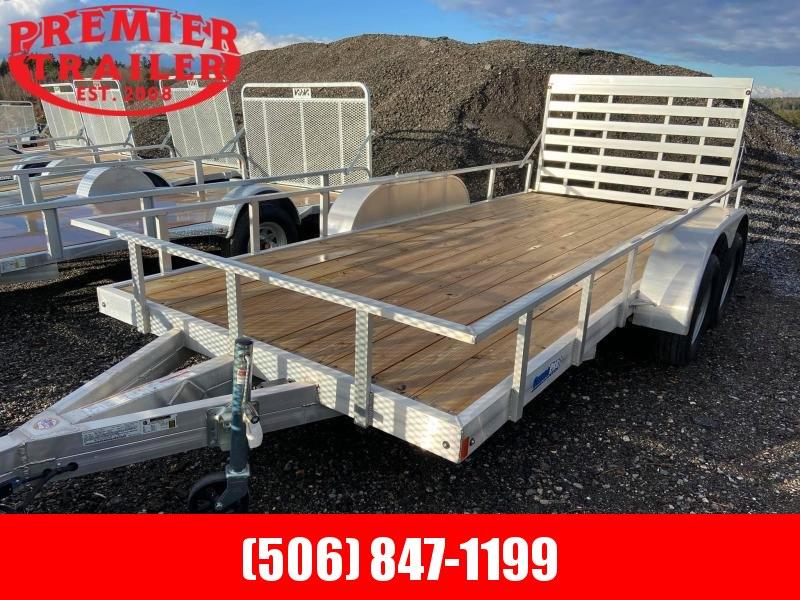 2020 ALCOM Cargo Pro 6.5x16 Utility Trailer