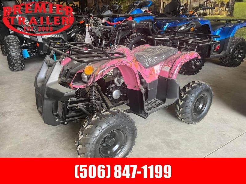 2021  Tao youth quad ATV