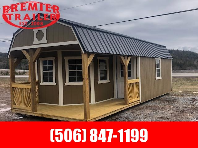 2021 Old Hickory 12x28 Deluxe Playhouse Barn