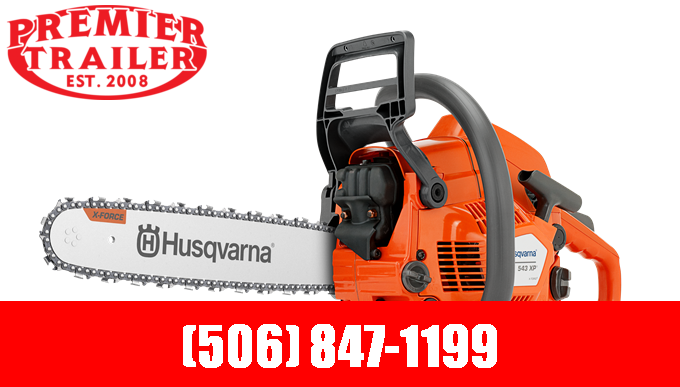 2021 Husqvarna 543XP Chainsaw
