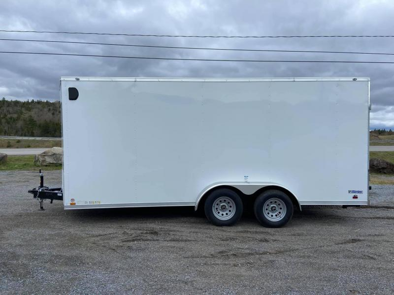 2021 Continental Cargo 7x18 Enclosed Cargo Trailer
