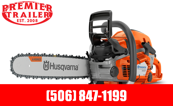 2021 Husqvarna 550 XP Chainsaw