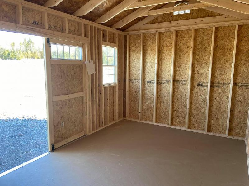 2021 Old Hickory 10x16 Utility Shed