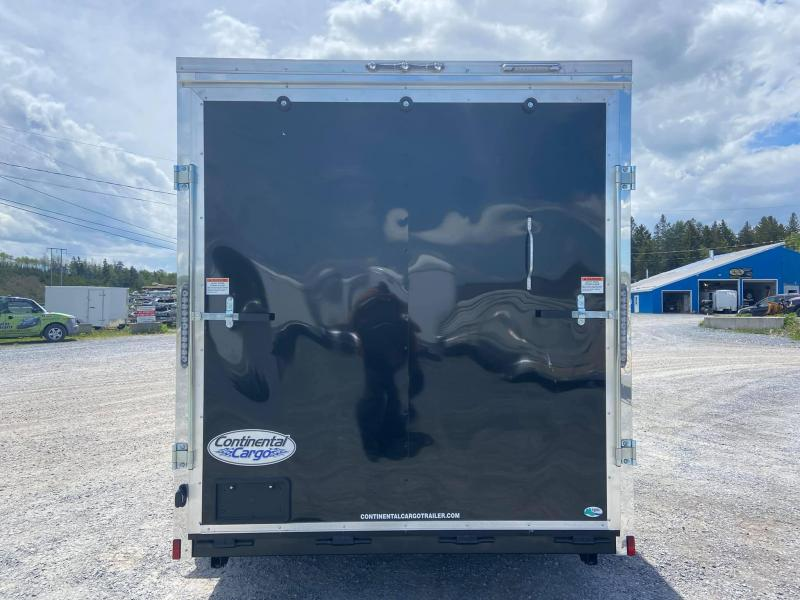 2021 Continental Cargo 7x14 taper nose Enclosed Cargo Trailer