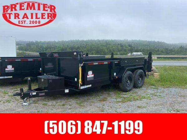 2021 Forest River Force 7x14 Dump Trailer
