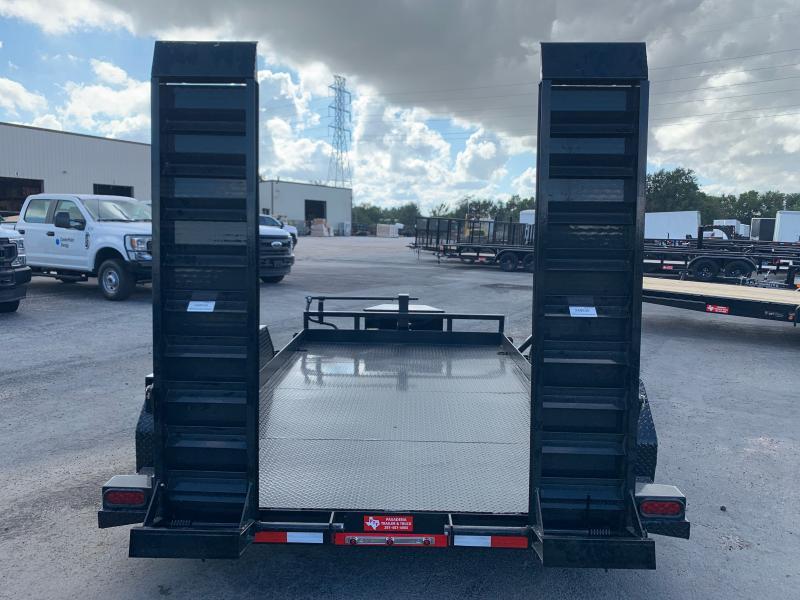 2022 Load Trail 12X80 Equipment Trailer 9.9K