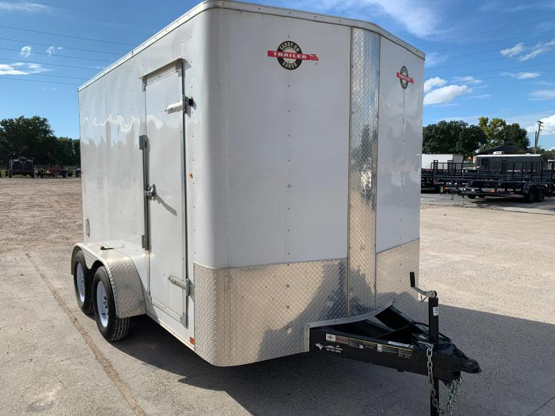 2019 CARRY ON 7X12X6.6 R/DR 7K