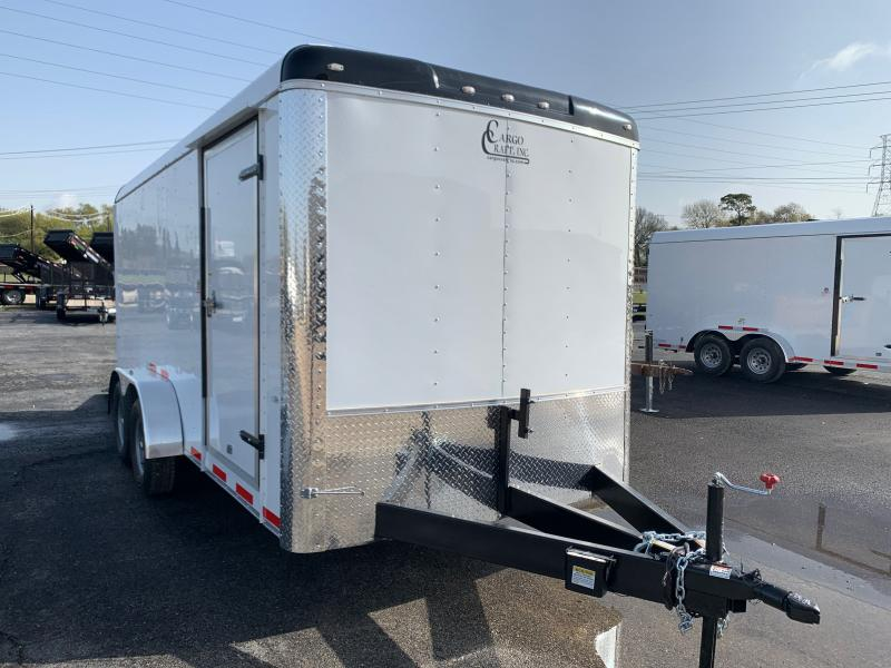 2021 Cargo Craft 7X16X6.6 RAMPDOOR 10.4K