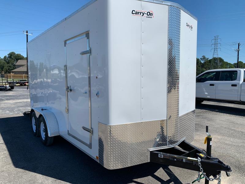 2021 Carry-On 7X16X7CGRBN R/DR 7K