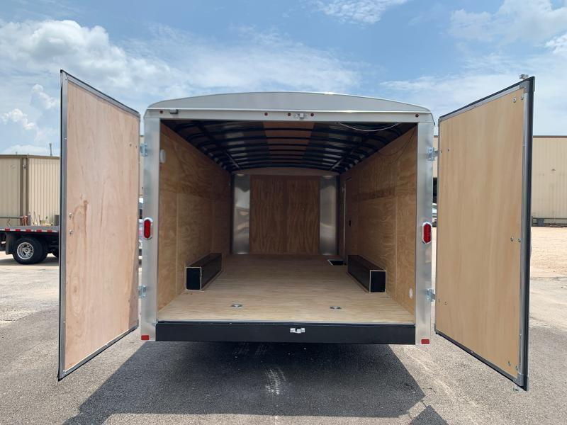 2021 CARRY ON 8.5X20X6.6 D/DR 9.9K