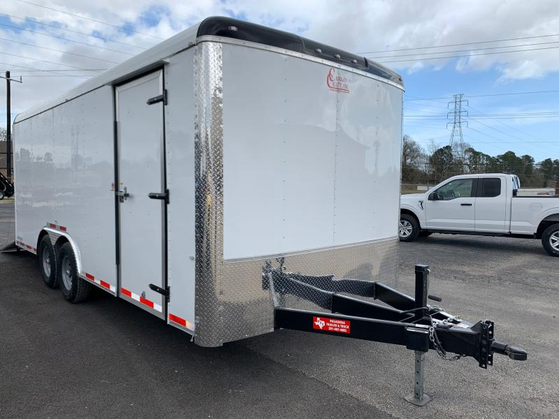 2021 Cargo Craft 8.5X20X7 RAMPDOOR 14K