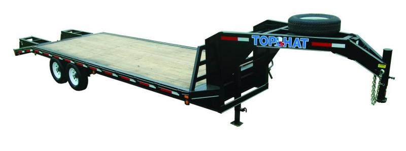2021 TOP HAT 20+5 GOOSENECK DECK OVER 14K