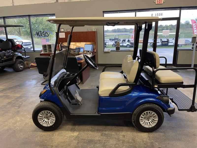2015 Yamaha Drive Gas EFI Golf Cart