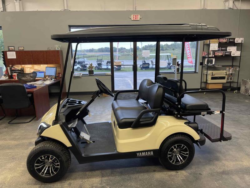 2017 Yamaha Drive 2 Lithium Battery Golf Cart