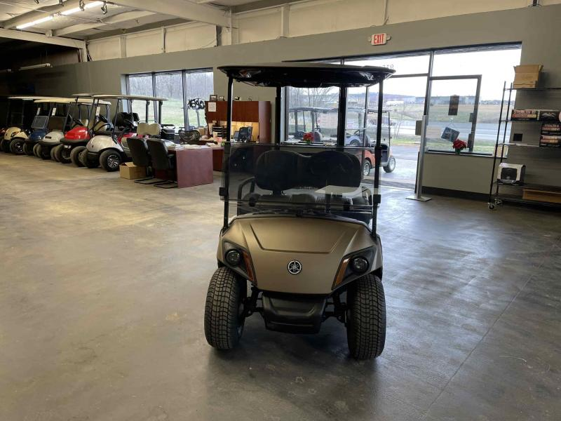 2021 Yamaha Drive 2 EFI Gas Golf Cart