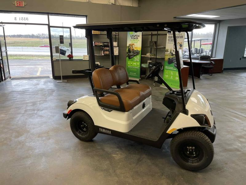 2021 Yamaha Electric AC Golf Cart