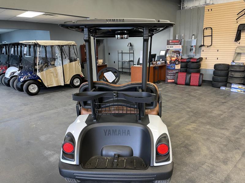 2021 Yamaha Electric AC Golf Cart