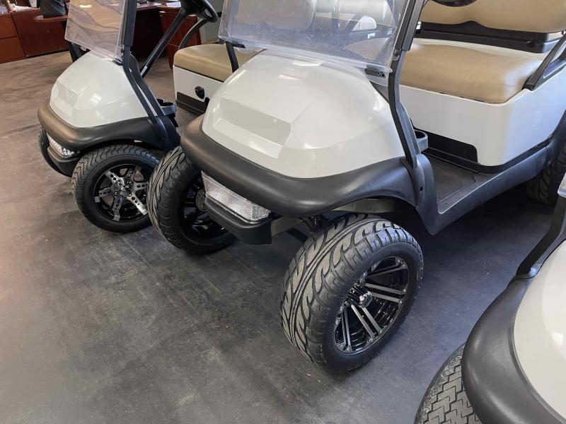 2018 Club Car Precedent Electric Lifted Golf Cart