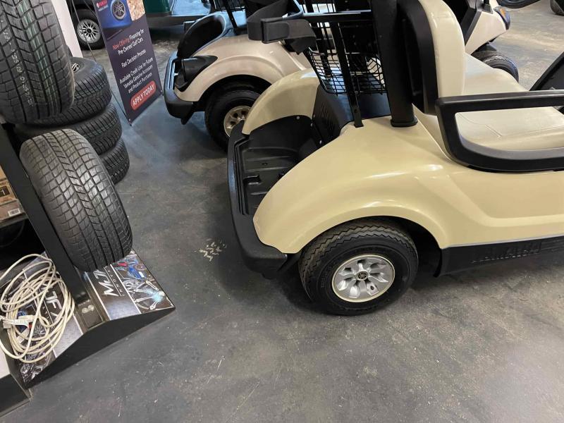 2015 Yamaha Drive Gas Golf Cart