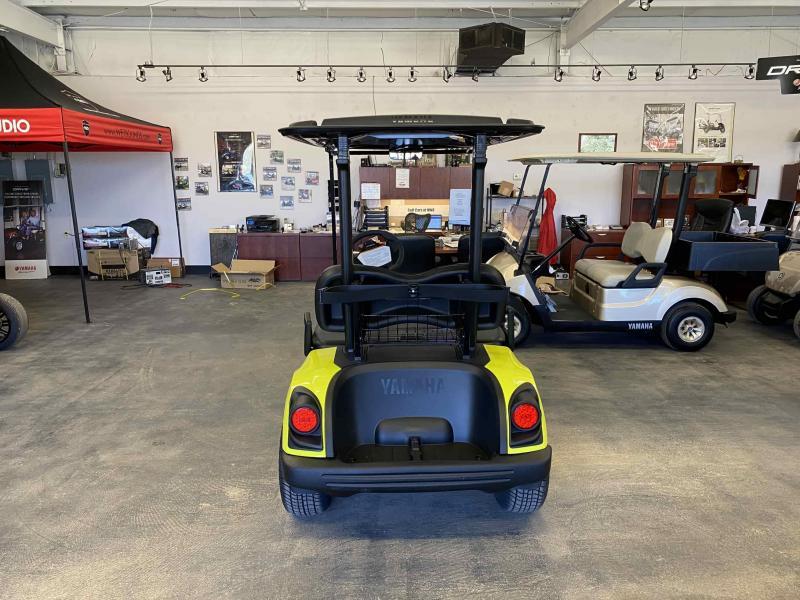 2021 Yamaha The Drive2 - PTV (AC) Golf Cart