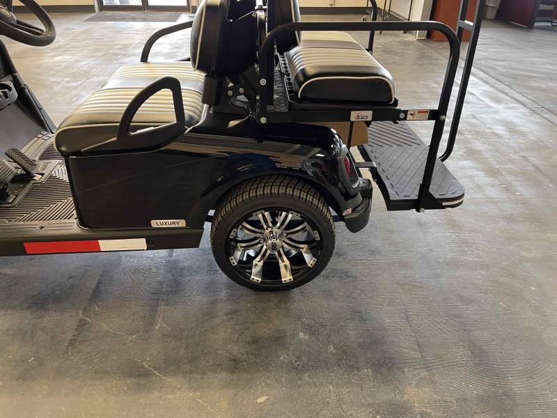 2021 MidSouth LSV Golf Cart