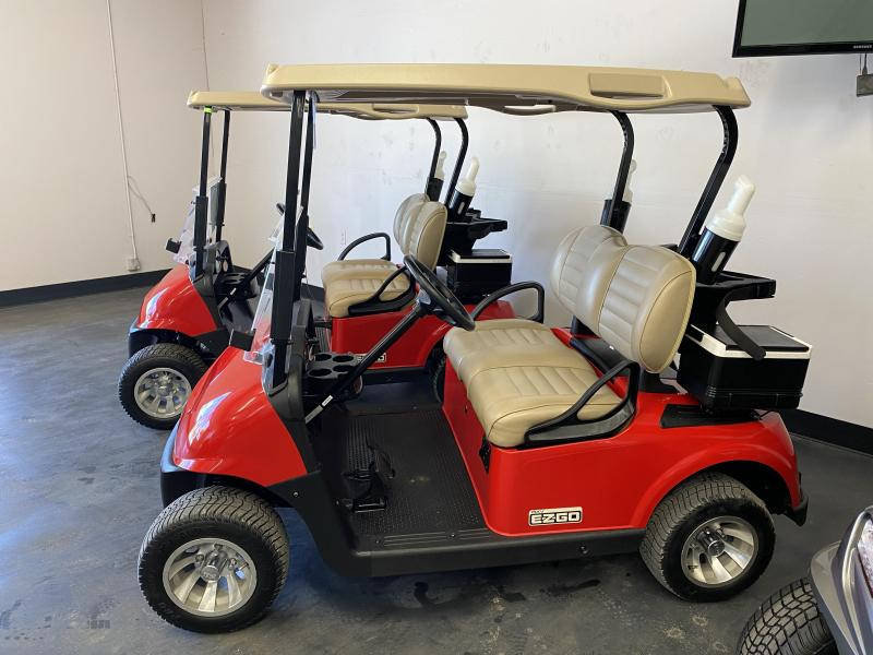 2017 E-Z-GO RXV Electric Golf Cart